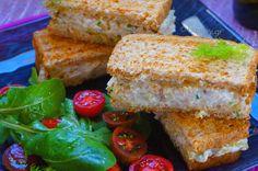 Kitchen Stories: Tuna Cheese Sandwich