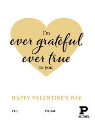 Purdue Valentine Purdue Happy Valentines Day Printables