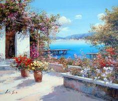 Primavera sul Lago by Lucia Sarto