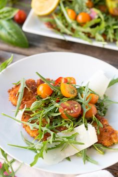 A few simple tricks make this easy recipe for Chicken Milanese the best you've ever had! | Coley Cooks...