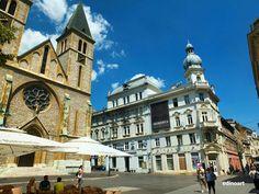 Cathedral Sarajevo Bosnia and Herzegovina Fuji SX1