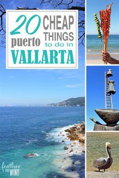 Cheap Things to do in Puerto Vallarta
