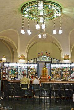 """""""American Bar"""", Prague, Czech Republic"""