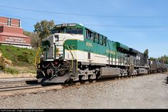 RailPictures.Net Photo: NS 8099 Norfolk Southern GE ES44AC at Bluefield, West Virginia by Troy Nolen