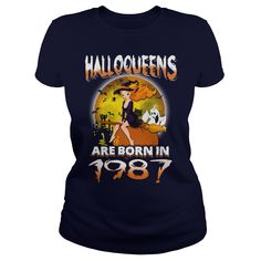 Halloween Shirts Queens born 1987 Halloween Tshirt for HalloQueens #gift #ideas #Popular #Everything #Videos #Shop #Animals #pets #Architecture #Art #Cars #motorcycles #Celebrities #DIY #crafts #Design #Education #Entertainment #Food #drink #Gardening #Geek #Hair #beauty #Health #fitness #History #Holidays #events #Home decor #Humor #Illustrations #posters #Kids #parenting #Men #Outdoors #Photography #Products #Quotes #Science #nature #Sports #Tattoos #Technology #Travel #Weddings #Women