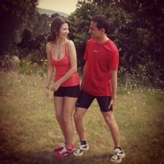 #running #fitness #fashion #team #couple