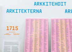 Kokoro & Moi's exhibition identity for Helsinki Design Competition