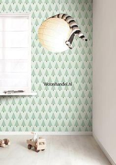 wp-040 Denneboom Behang KEK Amsterdam - Woonhandel