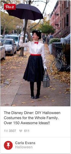 Disney Halloween Costumes - Halloween Costume Ideas Pinterest - Seventeen