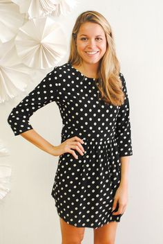 Dots for Days Dress