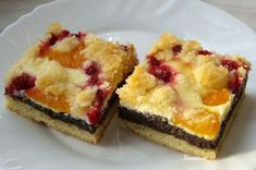 královský koláč - fotoalba uživatelů - Dáma.cz Czech Recipes, Desert Recipes, French Toast, Sweet Tooth, Cheesecake, Muffin, Goodies, Food And Drink, Cooking Recipes