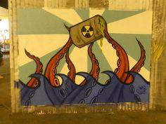 Graphic Wish - Oktopus Krime