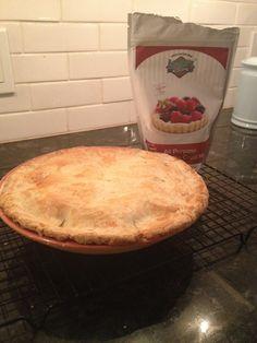GFCF apple pie