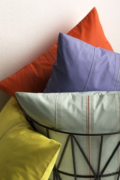 Christian Fischbacher Cushion Collection 2015. PAPYRUS