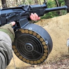 2,046 отметок «Нравится», 19 комментариев — Atlanticfirearms.com (@atlanticfirearms) в Instagram: «Russian VEPR 12 Shotguns, In Stock! Grab a VEPR 25 Round Drum and git the range for some FUN!!!…»