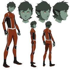 DC COMICS: Beast Boy