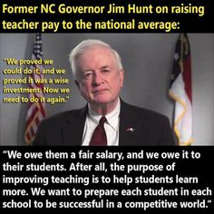 What If We Had A Case Study On Raising Pay For Teachers? Oh, Wait, We Do!