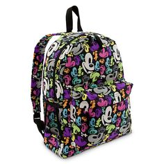 Mickey Mouse Pop Art Backpack | Bags & Totes | Disney Store