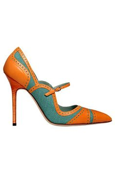 Manolo Blahnik - Shoes - 2012 Spring-Summer                                                                                                                                                                                 More