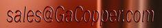 GEORGIA COPPER - Brazing Rod, Silver Solder