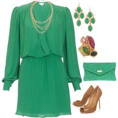 ooo..green :) drooling