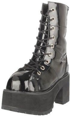 Pleaser Women's Ranger-301 Platform Boot