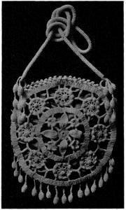 Sac rond | Le gros crochet par Mme Hardouin - Pattern