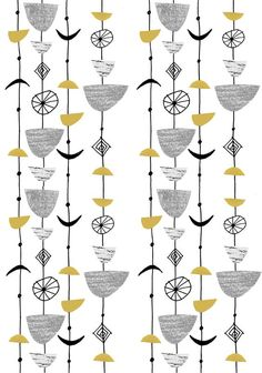 Pattern by Lucienne Day