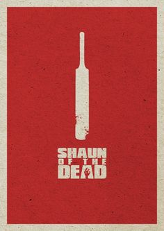Shaun of the dead, movie poster