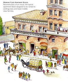 """The """"Insula Romana"""" is a building dating back to the 2nd century AD, set in Via del Teatro di Marcello in Rome, at the base of the Capitoline Hill and close to the Basilica of Santa Maria in Aracoeli."""