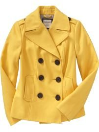 Need a new coat!  I like this one from Oldnavy.com