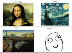 Also from an art historian's point of view...=)