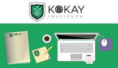 INSTITUTO KOKAY: Diseño de logotipo.