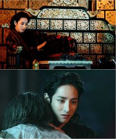 First Look at Lee Soo Hyuk Along with Hale and Heart Lee Jun Ki on the Set of Scholar Who Walks the Night   A Koala's Playground