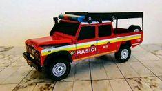 Land Rover Defender 130 Fire truck
