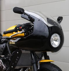 Carenage Yamaha XSR 700
