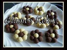 ▶ Blumen Kekse die im Mund zerfallen-Agizda dagilan cicek kurabiye