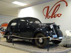 Volvo PV 52 (1936-1945)
