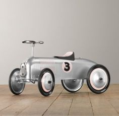 Restoration Hardware children's vintage racer