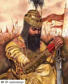 Maharaja Ranjit Singh Sandhawalia, Jat Ruler Jat warrior Sikhism Religion, Khushwant Singh, Maharaja Ranjit Singh, Harmandir Sahib, Comparative Politics, Guru Gobind Singh, Indian Aesthetic, Lord Ganesha