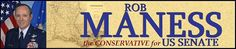 One of the most critical elections for Senate is taking place in Louisiana where we must defeat Democrat Mary Landrieu.  Fortunately, we have a great candidate running who is a solid conservative Republican and his name is Rob Maness.  And Rob Maness needs our help!