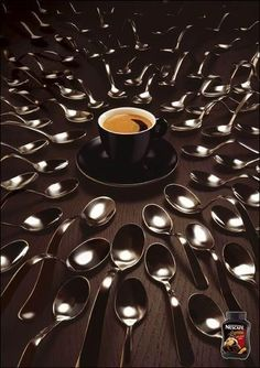 Coffee advertising, Nescafe