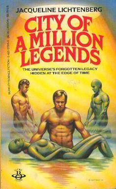 Publication: City of a Million Legends Authors: Jacqueline Lichtenberg Year: 1985-02-00 ISBN: 0-425-07513-3 Publisher: Berkley Books Cover: David Mattingly