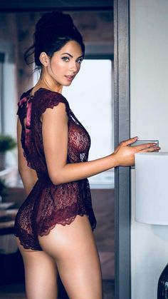 Lingerie photoes sex woman