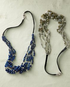 Chan Luu Holiday Sparkle Necklace