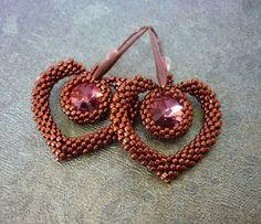 Měděná srdíčka... - Copper hearts ...