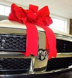 We hope we see this under our tree on Friday! Merry Christmas Ram lovers!