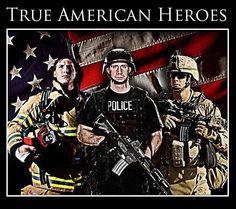 True American Heros