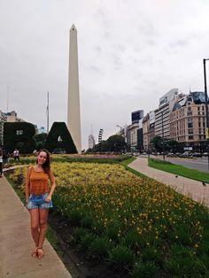 Buenos Aires, Viagem, América Latina, Argentina, Diário de Viagem, Aerolineas Argentinas. Obelisco
