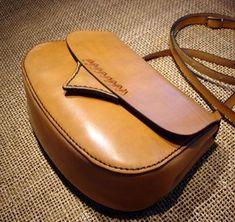 beb267cc159 LEATHER HANDMADE BAG / Bag / Leather Bag / Handbag / Pouch Bag / Shoulder  Bag / Bandolier Bag / Leat
